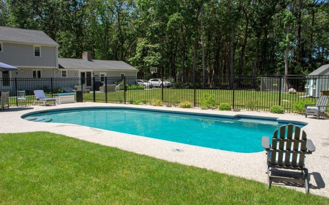 The Benham's – Hingham MA Pool