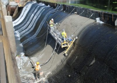 Spillway Repair