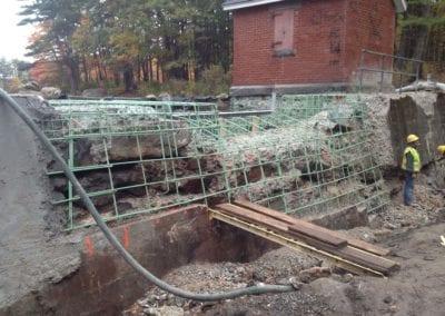 dam repair before -min