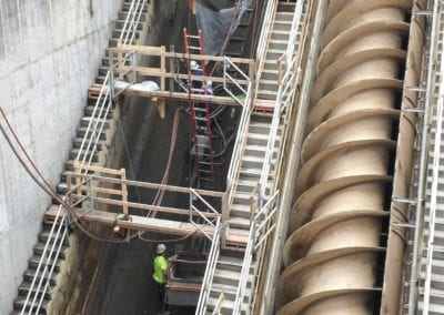 screw pump lining repair