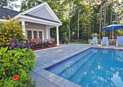 gunite pool renovation new england