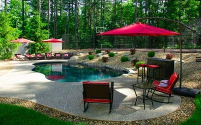 The Micciantuono's – Carlisle MA Pool