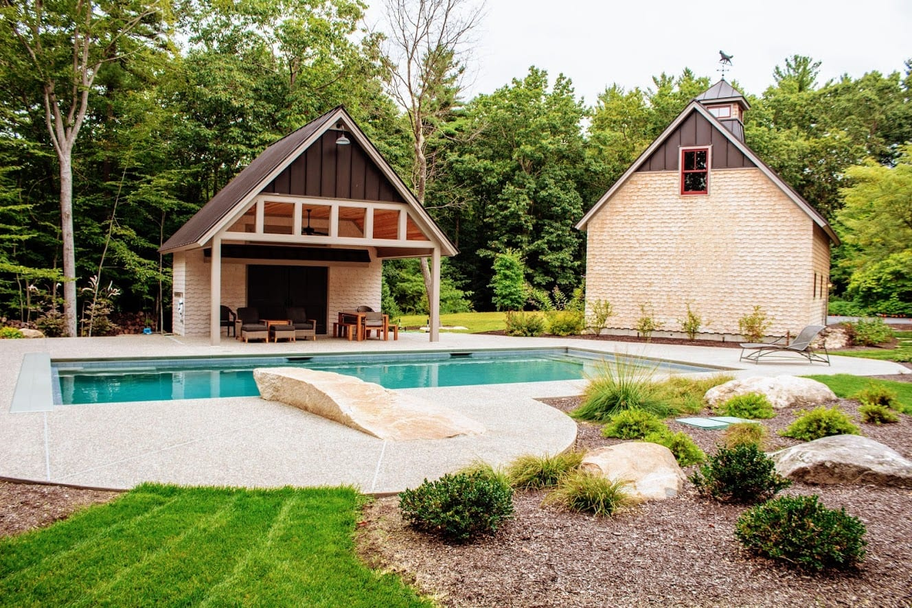 New Hampshire landscape design
